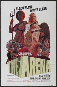 The Arena - 43 x 62 Movie Poster - Bus Shelter Style A