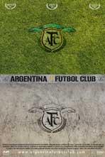 Argentina Futbol Club - 27 x 40 Movie Poster - Style A
