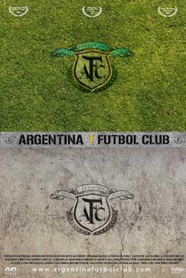 Argentina Futbol Club - 11 x 17 Movie Poster - Style A