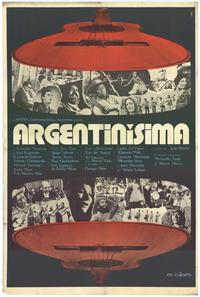 Argentinisima - 27 x 40 Movie Poster - Spanish Style A
