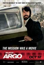 Argo - 11 x 17 Movie Poster - Style F