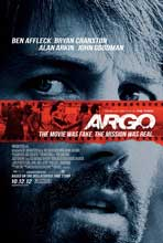 Argo - DS 1 Sheet Movie Poster - Style A