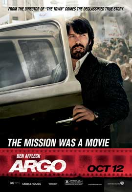 Argo - 11 x 17 Movie Poster - Style F