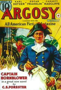 Argosy Weekly (Pulp) - 11 x 17 Pulp Poster - Style A