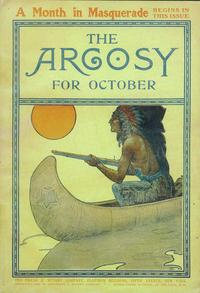 Argosy Weekly (Pulp) - 11 x 17 Pulp Poster - Style B