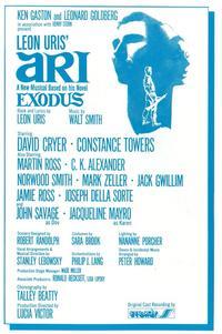 Ari (Broadway) - 11 x 17 Poster - Style A