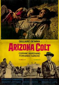 Arizona Colt - 11 x 17 Movie Poster - Spanish Style B