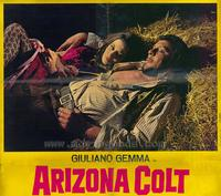 Arizona Colt - 27 x 40 Movie Poster - Spanish Style A