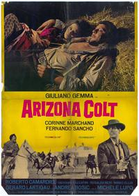 Arizona Colt - 27 x 40 Movie Poster - Spanish Style B