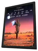 Arizona Dream - 27 x 40 Movie Poster - French Style A - in Deluxe Wood Frame