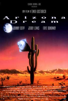 Arizona Dream - 11 x 17 Movie Poster - French Style A