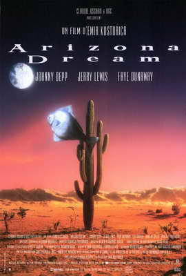Arizona Dream - 27 x 40 Movie Poster - French Style A