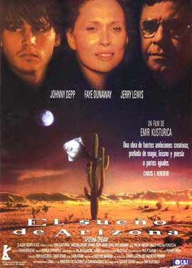 Arizona Dream - 11 x 17 Movie Poster - Spanish Style A
