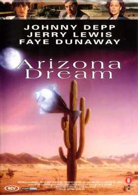 Arizona Dream - 11 x 17 Movie Poster - Danish Style A