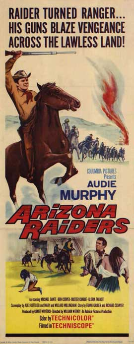 Arizona Raiders - 14 x 36 Movie Poster - Insert Style A