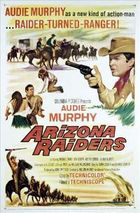 Arizona Raiders - 11 x 17 Movie Poster - Style B