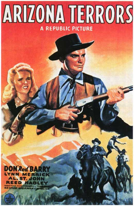 Arizona Terrors movie