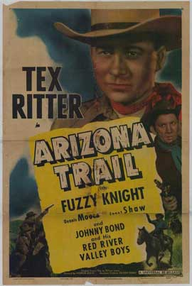 Arizona Trail - 11 x 17 Movie Poster - Style A