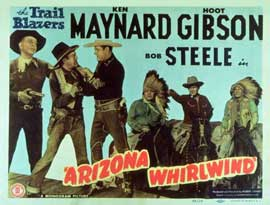 Arizona Whirlwind - 11 x 14 Movie Poster - Style A