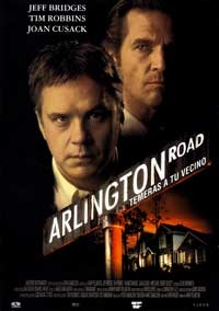 Arlington Road - 11 x 17 Movie Poster - Spanish Style A