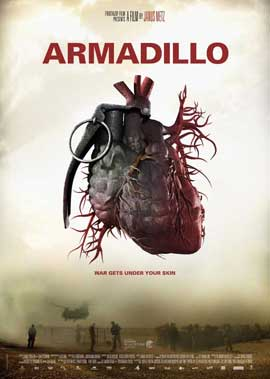 Armadillo - 11 x 17 Movie Poster - Danish Style A