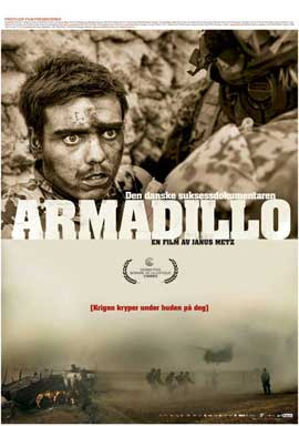 Armadillo - 11 x 17 Movie Poster - Swedish Style A