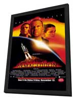 Armageddon - 22 x 35 Movie Poster - Style A - in Deluxe Wood Frame