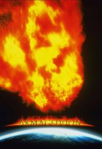 Armageddon - 11 x 17 Movie Poster - Style E