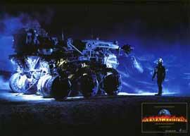 Armageddon - 11 x 14 Poster German Style D