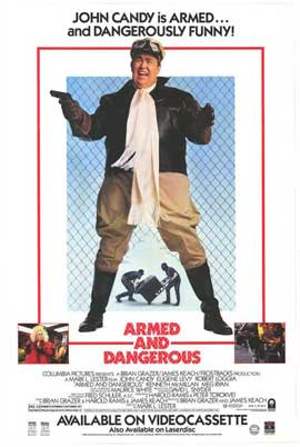 Armed and Dangerous - 11 x 17 Movie Poster - Style B