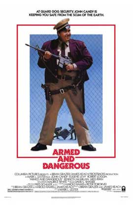 Armed and Dangerous - 27 x 40 Movie Poster - Style A