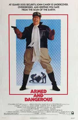 Armed and Dangerous - 27 x 40 Movie Poster - Style B