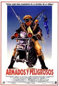 Armed and Dangerous - 11 x 17 Movie Poster - Spanish Style A