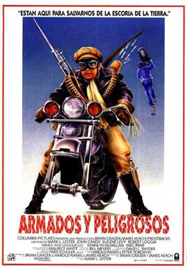 Armed and Dangerous - 27 x 40 Movie Poster - Spanish Style A