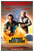 Armed Response - 27 x 40 Movie Poster - Style B