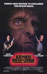 Armed Response - 43 x 62 Movie Poster - Bus Shelter Style A
