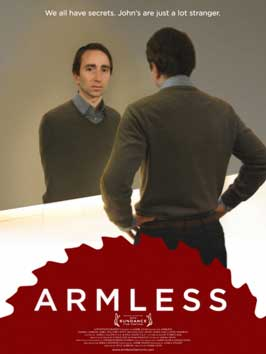 Armless - 43 x 62 Movie Poster - Bus Shelter Style A