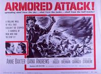 Armored Attack - 11 x 14 Movie Poster - Style A