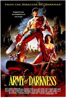 Army of Darkness - 11 x 17 Movie Poster - Style A