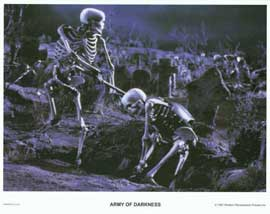 Army of Darkness - 11 x 14 Movie Poster - Style F