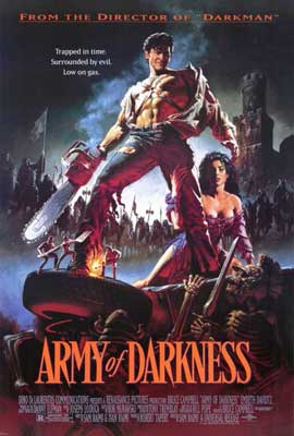 Army of Darkness - 27 x 40 Movie Poster