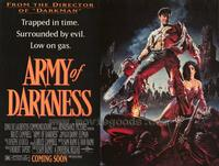 Army of Darkness - 43 x 62 Movie Poster - Bus Shelter Style B