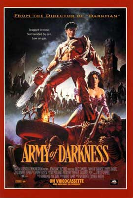 Army of Darkness - 11 x 17 Movie Poster - Style C