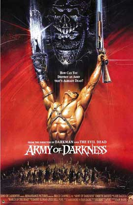 Army of Darkness - 11 x 17 Movie Poster - Style D