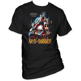 Army of Darkness - Army of Darkness Movie Poster T-Shirt