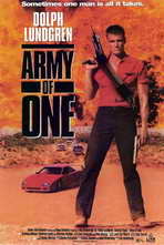Army of One - 11 x 17 Movie Poster - Style A