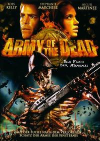 Army of the Dead - 27 x 40 Movie Poster - Style B
