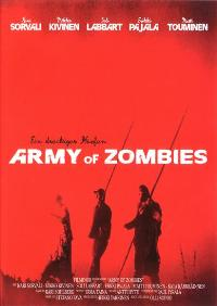 Army of Zombies - 11 x 17 Movie Poster - German Style A