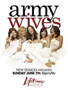 Army Wives (TV) - 27 x 40 TV Poster - Style A