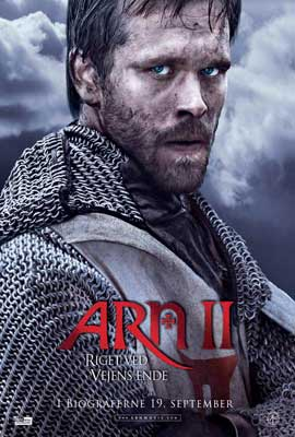 Arn: The Kingdom at Road's End - 27 x 40 Movie Poster - Danish Style E